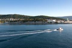 Split in Croatia Royalty Free Stock Images