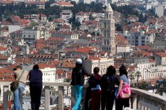 Split,Croatia Royalty Free Stock Photo