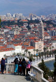 Split;Croatia Royalty Free Stock Images