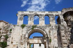 Split, Croatia Stock Photography