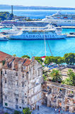 Split, Croatia Royalty Free Stock Images