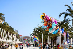 Split, Croatia Fotografia de Stock Royalty Free