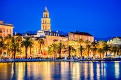 Split, Croatia Imagem de Stock