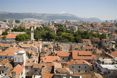 Split - Croatia Royalty Free Stock Photo