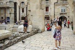 Split, Croatia Stock Image