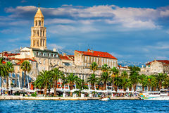 Split, Croatia - Diocletian Palace Royalty Free Stock Image