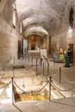 Split, Croatia Diocletian palace substructures stock photos