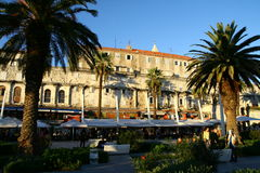 Split Croatia Royalty Free Stock Image