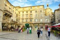 Split, Croatia Royalty Free Stock Image