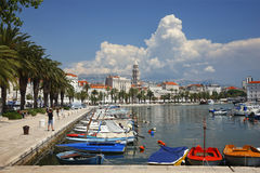 Split Croatia Stock Images