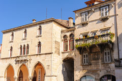 Split, Croatia Old Town Hall Royalty Free Stock Photography