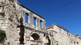 Split Croatia Royalty Free Stock Photos