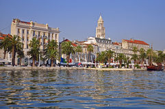 Split, Dalmatia Stock Photography