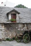 Split Dalmatia in Croatia Stock Photo