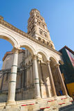 Split, Diocletian Palace, Croatia Stock Images