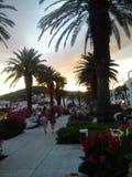 Split. Hometown croatia split royalty free stock photo