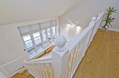 Split level apartment Stock Image