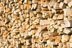 Split Logs Background Pattern Royalty Free Stock Photo
