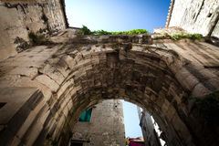 Split Old City Royalty Free Stock Photos