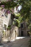 Split - old mediterranean house Stock Image