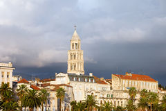 Split Old Town Architecture Royalty Free Stock Photo