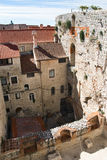 Split Old Town Royalty Free Stock Images