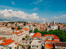 Free Split, Old Town, Croatia. View From The Tower-bell Tower To The Stock Photo - 89239300