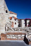 Split Old Town Ruins Royalty Free Stock Photos