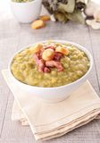 Split pea Royalty Free Stock Image