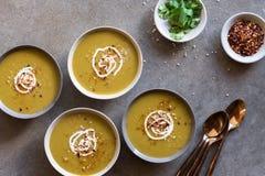 Split Pea Soup Royalty Free Stock Photo