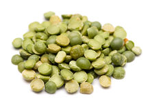 Split peas Royalty Free Stock Image