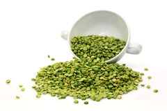 Split peas Stock Photos