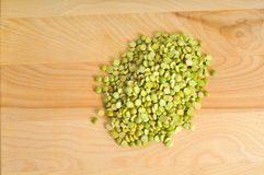Split peas Stock Image
