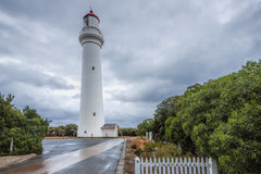Split Point Lighthouse, Aireys Inlet, Great Ocean Road, Victoria Royalty Free Stock Photos