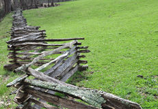 Split Rail Fence Stock Photos