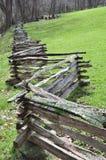 Split Rail Fence Royalty Free Stock Photography