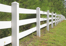 Split Rail Fence Stock Images