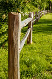 Split-Rail Fence Stock Photos