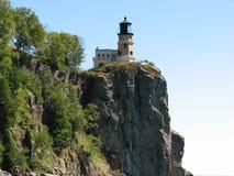 Split Rock Light House Stock Photography