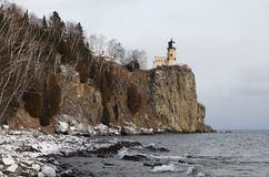Split Rock Lighthouse Royalty Free Stock Photography