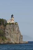 Split Rock Lighthouse. On Lake Superior on the north shore of Minnesota royalty free stock photos