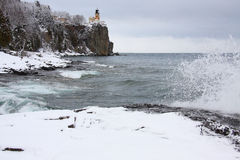 Split Rock Lighthouse Stock Image