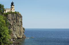 Split Rock Lighthouse Stock Photography