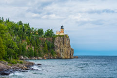 Split Rock Lighthouse. This is the Split Rock Lighthouse in the North Shore of Lake Superior in Minnesota Royalty Free Stock Photo