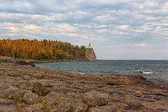 Split Rock Lighthouse Stock Photography
