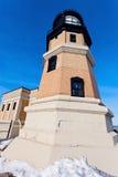 Split Rock Lighthouse Royalty Free Stock Photo