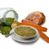 Split Soup Royalty Free Stock Photo