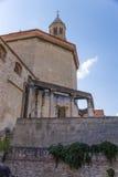 Split. St. Duje's cathedral Stock Image