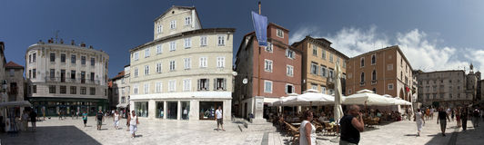 Split town, Croatia Stock Photo