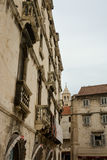 Split town, Croatia Stock Image